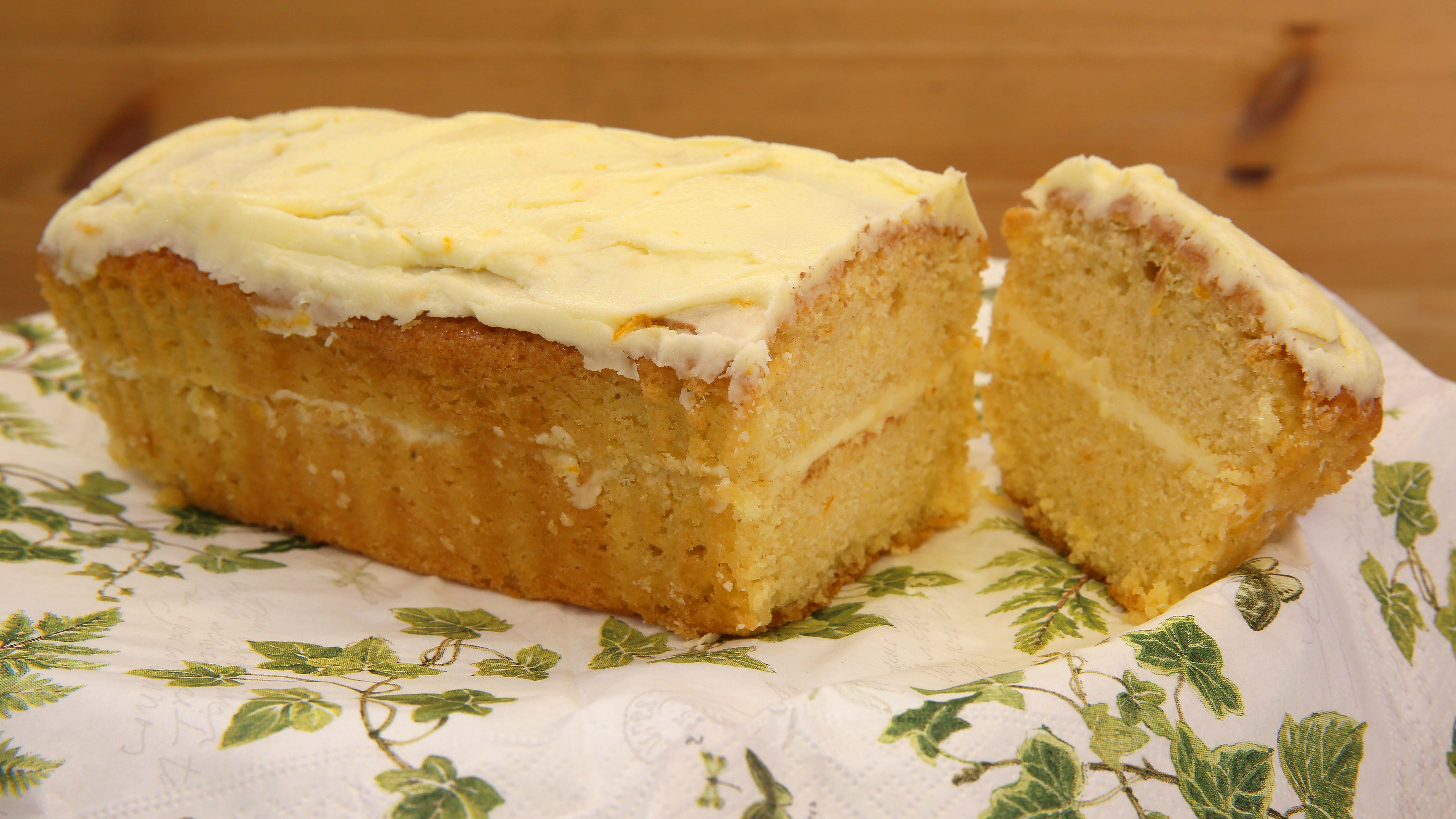 Orange and Lemon Loaf
